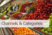 Channels & Categories